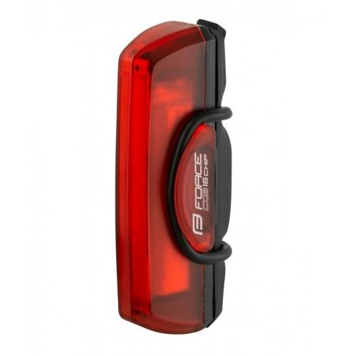 Force 16COB με USB οπίσθιο φως ποδηλάτου Δαλαβίκας bikes