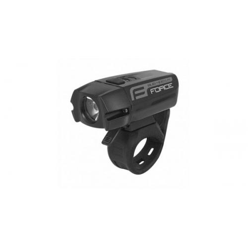 Force Bug 400 Lumen εμπρόσθιο φανάρι USB ποδηλάτου Δαλαβίκας bikes