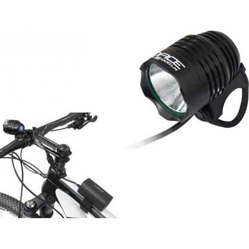 Force Glow 3 1000 Lumen εμπρόσθιο φανάρι ποδηλάτου