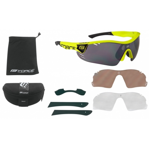 Force ποδηλατικά γυαλιά Race Pro Δαλαβίκας bikes