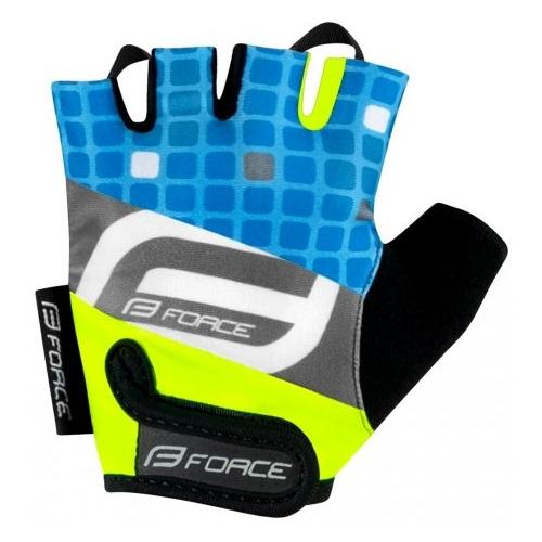 Force παιδικά γάντια Square μπλε