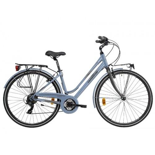 "Lombardo Mirafiori 270 28"" Donna Trekking Violet Dreams Matt Δαλαβίκας bikes"