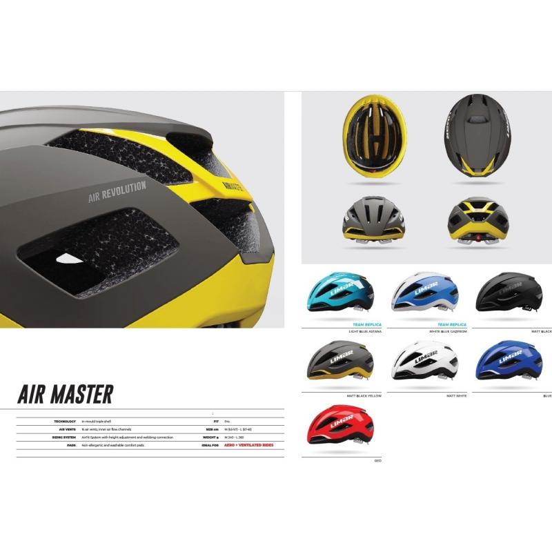 Limar Air Master ποδηλατικό κράνος δρόμου Dalavikas bikes