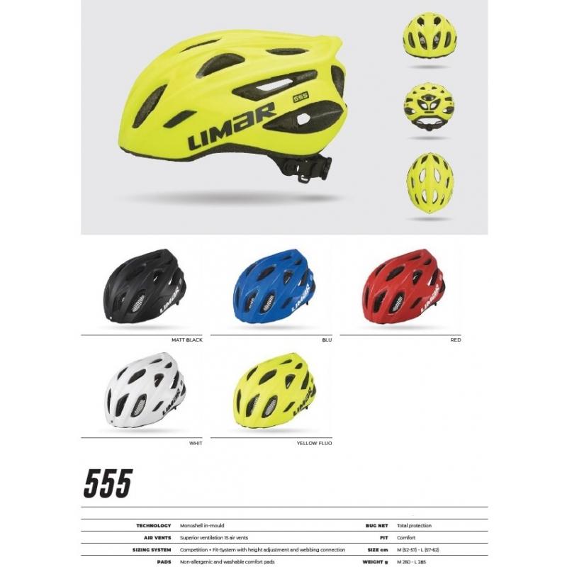 Limar 555 ποδηλατικό κράνος Dalavikas bikes