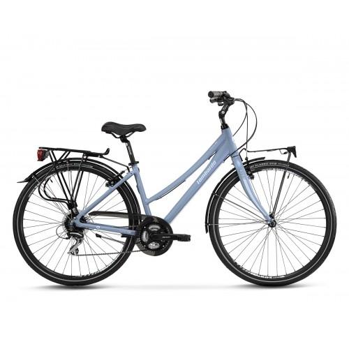 Lombardo Taranto 400 Donna Trekking Violet Dreams Matt ποδήλατο πόλης Δαλαβίκας bikes