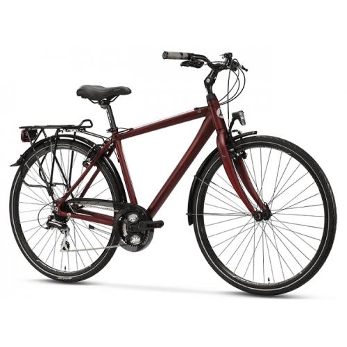 Lombardo Taranto 400 Uomo Trekking Bordeaux ποδήλατο πόλης Δαλαβίκας bikes