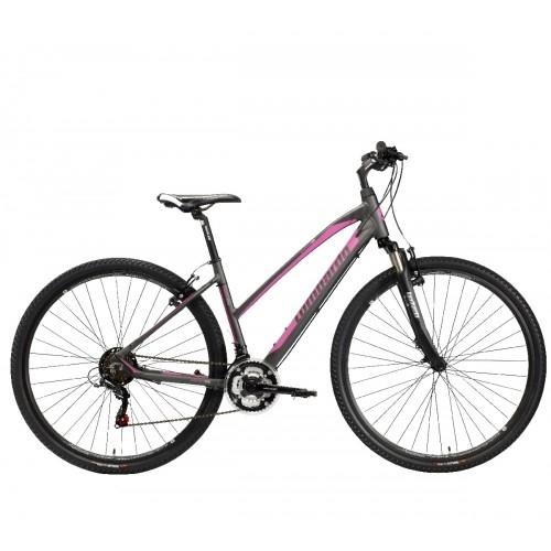 "Lombardo Amantea 100 28"" Donna ποδήλατο trekking Δαλαβίκας bikes"