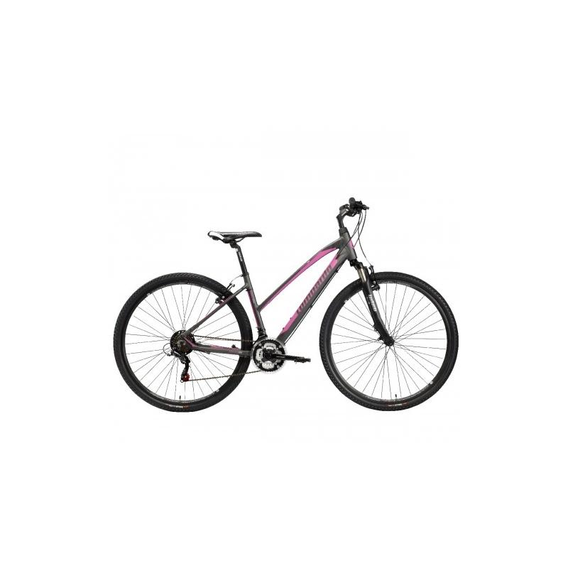 "Lombardo Amantea 100 28"" Donna ποδήλατο trekking Dalavikas bikes"
