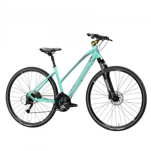 "Lombardo Amantea 200 28"" Donna ποδήλατο trekking Δαλαβίκας bikes"