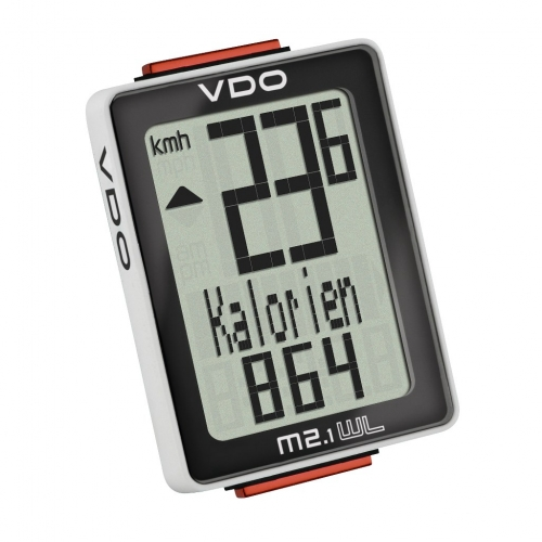 VDO M2.1 (WL) Ασύρματο Κοντέρ ποδηλάτου Δαλαβίκας bikes