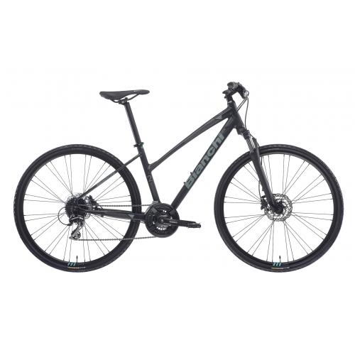 BIANCHI C-SPORT CROSS 2 LADY ποδήλατο trekking Δαλαβίκας bikes