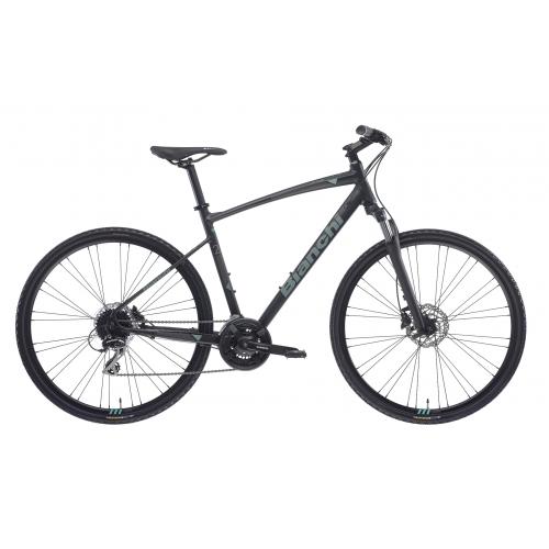 BIANCHI C-SPORT CROSS 2 GENT ποδήλατο trekking υδραυλικά δισκόφρενα Δαλαβίκας bikes