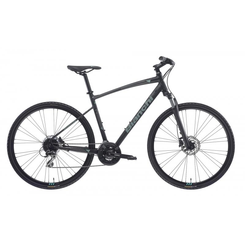 BIANCHI C-SPORT CROSS 2 GENT ποδήλατο trekking υδραυλικά δισκόφρενα Dalavikas bikes