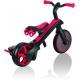 Globber Trike Explorer 4 in1-Red Τρίκυκλο ποδήλατο bebe & ισορροπίας
