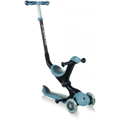 Globber Scooter Go-Up Deluxe Ash Blue παιδικό Πατίνι- Scooter