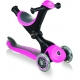Globber Scooter Go-Up Deluxe Deep Pink παιδικό Πατίνι- Scooter