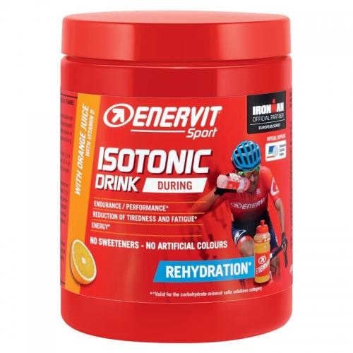 Enervit Isotonic Drink Orange- Ισοτονικό ρόφημα Δαλαβίκας bikes