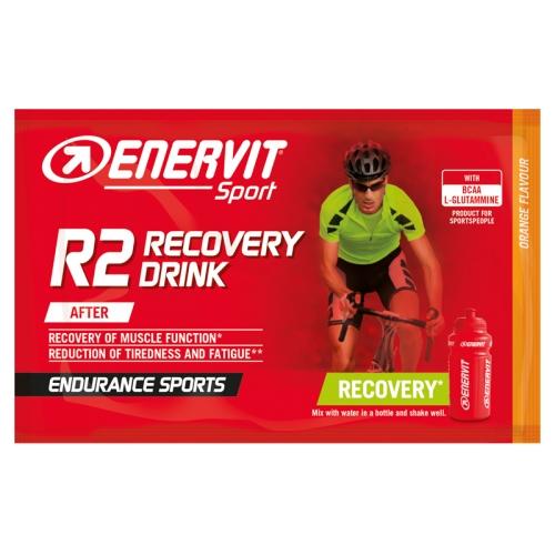 Enervit R2 Recovery Drink- Ρόφημα πρωτεϊνης για αποκατάσταση Δαλαβίκας bikes