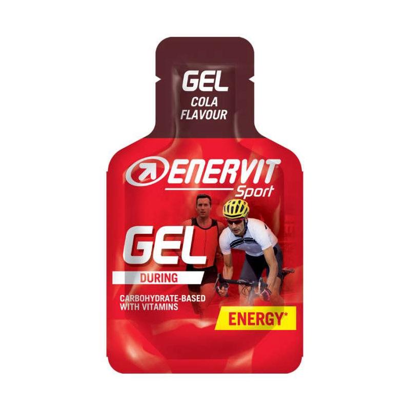 Enervit Gel Cola - Ενεργειακό τζελ χωρίς καφεϊνη Dalavikas bikes