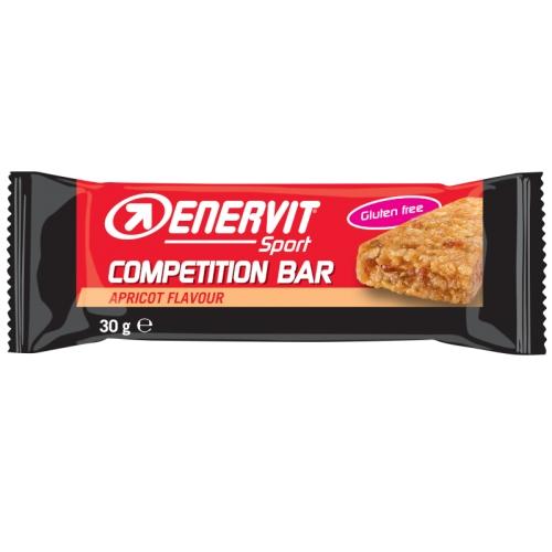 Enervit Competition Bar Apricot - Ενεργειακή μπάρα