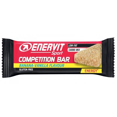 Enervit Competition Bar Banana Vanilla - Ενεργειακή μπάρα