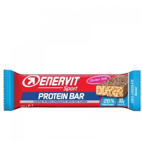 Enervit Protein Bar Cocco Choco 26% - Μπάρα πρωτείνης- Αποκατάστασης Δαλαβίκας bikes