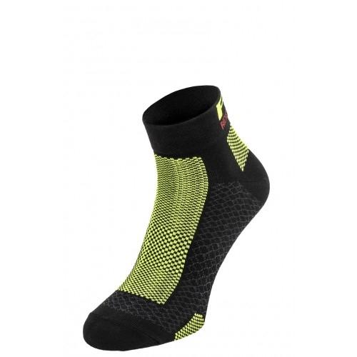 EASY. R2 κάλτσες Μαύρο/Πράσινο Δαλαβίκας bikes