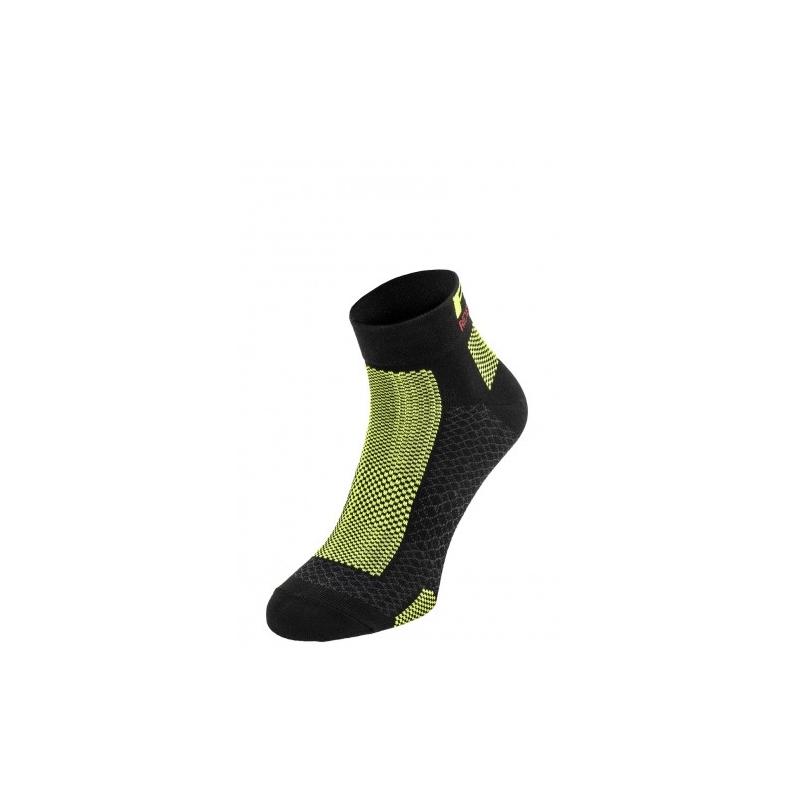 EASY. R2 κάλτσες Μαύρο/Πράσινο Dalavikas bikes