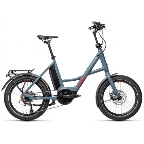 Cube Compact Hybrid Sport Blue 'n' Red - 2021