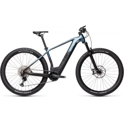 """Cube Reaction Hybrid SLT 625 29"""" Novablue 'n' Black - 2021 Δαλαβίκας bikes"""