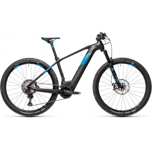 "Cube Elite Hybrid C:62 SL 625 29"" Carbon 'n' Blue - 2021 Δαλαβίκας bikes"