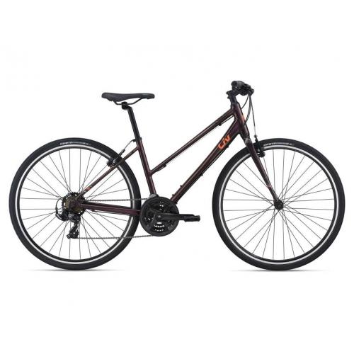 Ποδήλατο Giant Alight 3 trekking lady 2021 Δαλαβίκας bikes