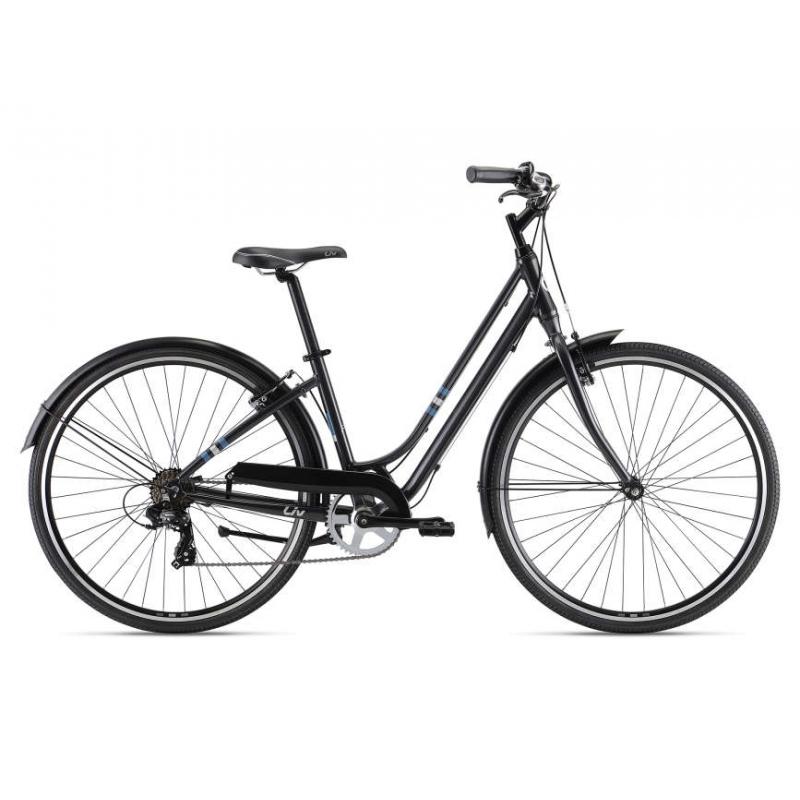 Ποδήλατο Giant Flourish 3 city lady 2021 Dalavikas bikes