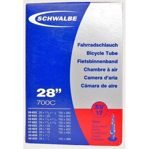 Αεροθάλαμος Schwalbe 700 x 28/45C (28/47-622/635) SV 17 Δαλαβίκας bikes