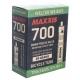 Αεροθάλαμος Maxxis 700x18/25 F/V 60 mm Welter Weight