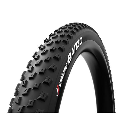 Vittoria Barzo 27.5x2.25 full black λάστιχο MTB με σύρμα Δαλαβίκας bikes