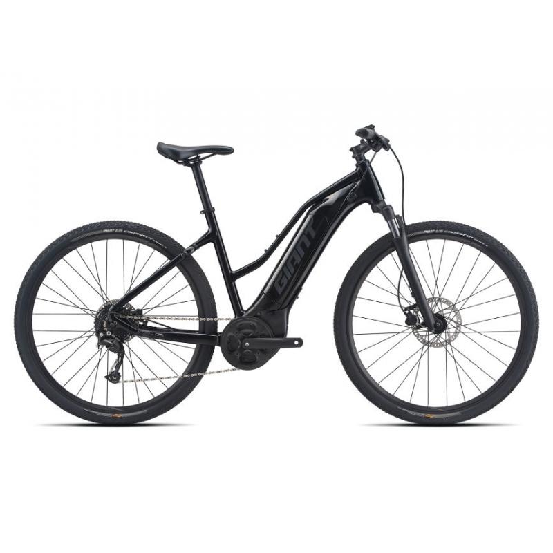 Giant Roam E+ STA 2021 E-bike- Ηλεκτρικό Trekking ποδήλατο Dalavikas bikes