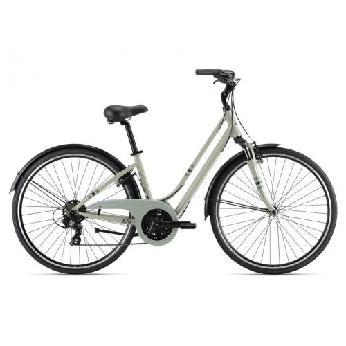 Ποδήλατο Giant Flourish FS 3 city lady 2021 Δαλαβίκας bikes
