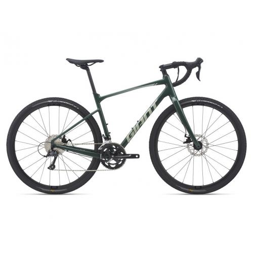 Ποδήλατο Giant Revolt 2 Gravel Man Green 2021