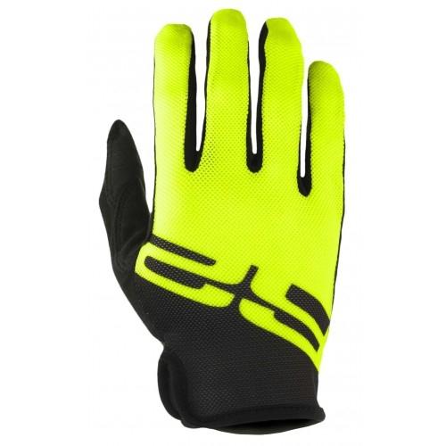 Γάντια R2 HANG - Fluo Κίτρινο/Μαύρο Δαλαβίκας bikes