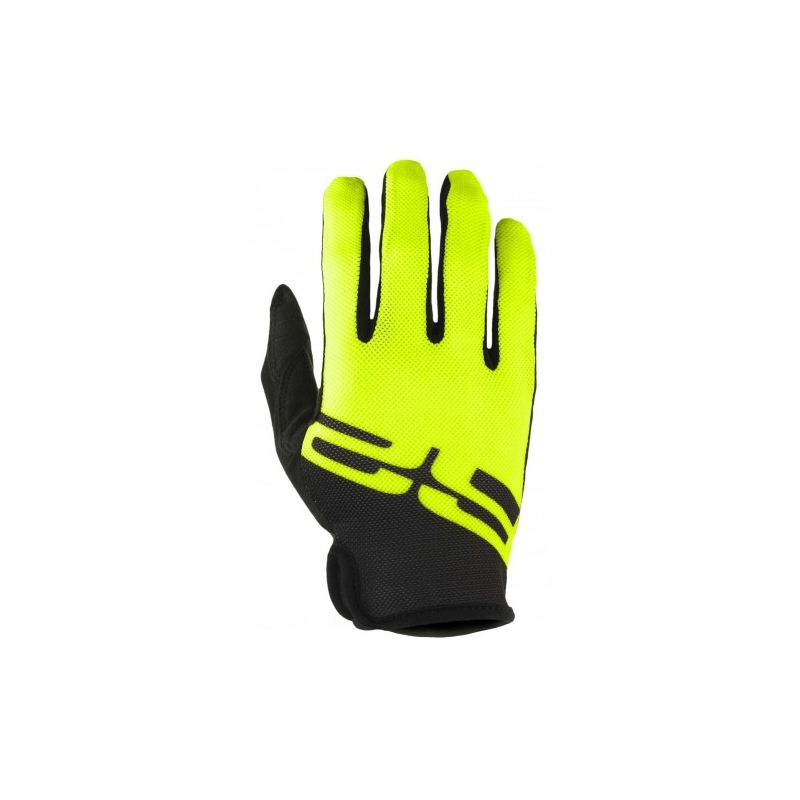 Γάντια R2 HANG - Fluo Κίτρινο/Μαύρο Dalavikas bikes