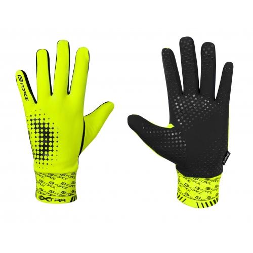 Γάντια Force Extra Fluo χειμερινά Δαλαβίκας bikes