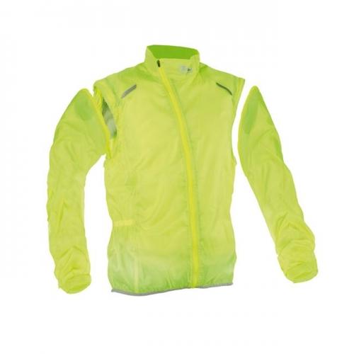 Αντιανεμικό- αδιάβροχο jacket της M-WAVE Δαλαβίκας bikes