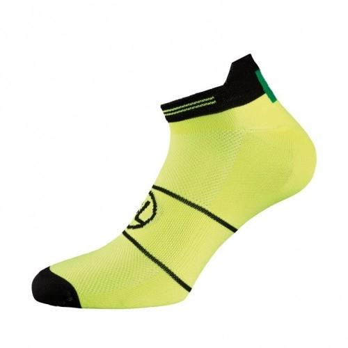 TROFEO. Bicycle Line καλοκαιρινές κάλτσες κίτρινες