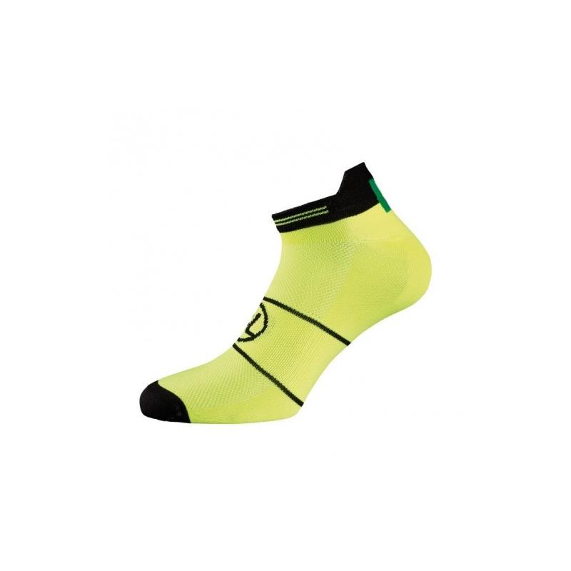 TROFEO. Bicycle Line καλοκαιρινές κάλτσες κίτρινες Dalavikas bikes