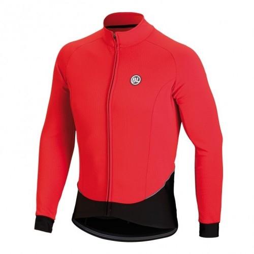 Μπλούζα με μακρύ μανίκι Bicycle Line. FIANDRE κόκκινη Δαλαβίκας bikes