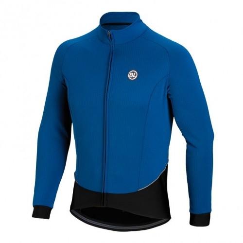 Μπλούζα με μακρύ μανίκι Bicycle Line. FIANDRE μπλε Δαλαβίκας bikes