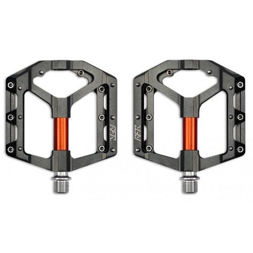 Πετάλια RFR Flat SLT 2.0 Grey 'n' Orange - 14381 Δαλαβίκας bikes