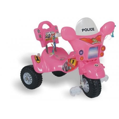 Τρίκυκλο παιδικό ποδήλατο-pink