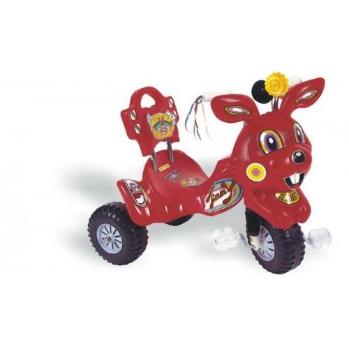 Τρίκυκλο παιδικό ποδήλατο - red